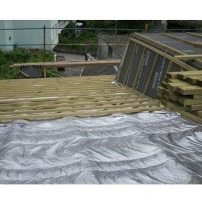 Impermeabilización de  tejados